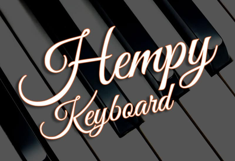 2019 Hempy Keyboard Series
