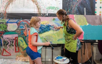 Summer Programming Schedule and Registration at the Saugatuck Center for the Arts