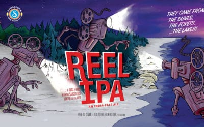"Saugatuck Brewing and Saugatuck Center for the Arts Collaborate on New ""Reel IPA"" for Film Festival"